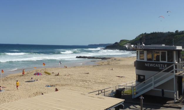 Hotel Review: Novotel Newcastle Beach